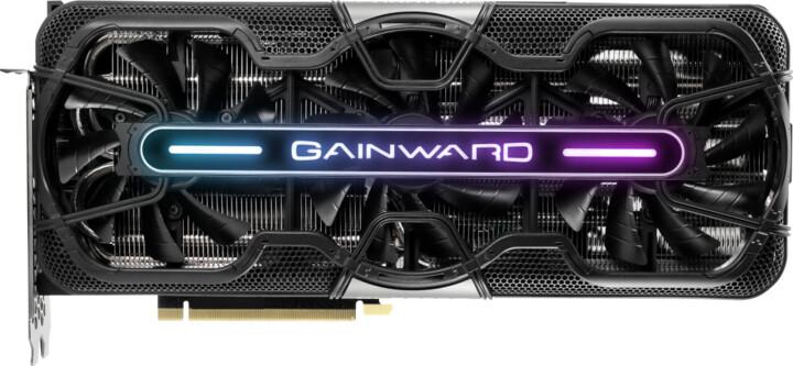 Gainward GeForce RTX 3080 Phantom GS, LHR, 10GB GDDR6X