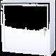 Masterlan nástěnný, 400x400x140, plechová, uzamykatelná, IP20