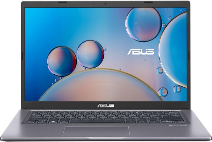 ASUS 14 X415EA, šedá