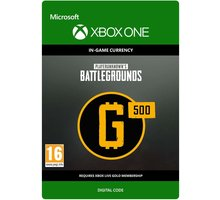 Playerunknown's Battlegrounds - 500 G - Coin