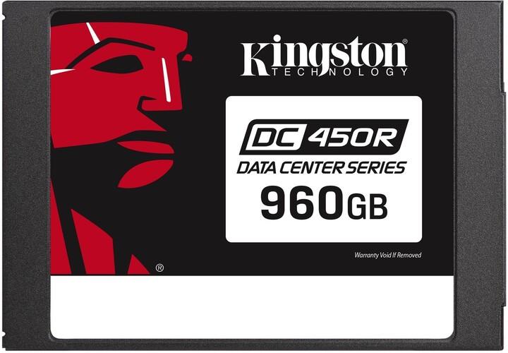 """Kingston Enterprise DC450R, 2.5"""" - 960GB"""
