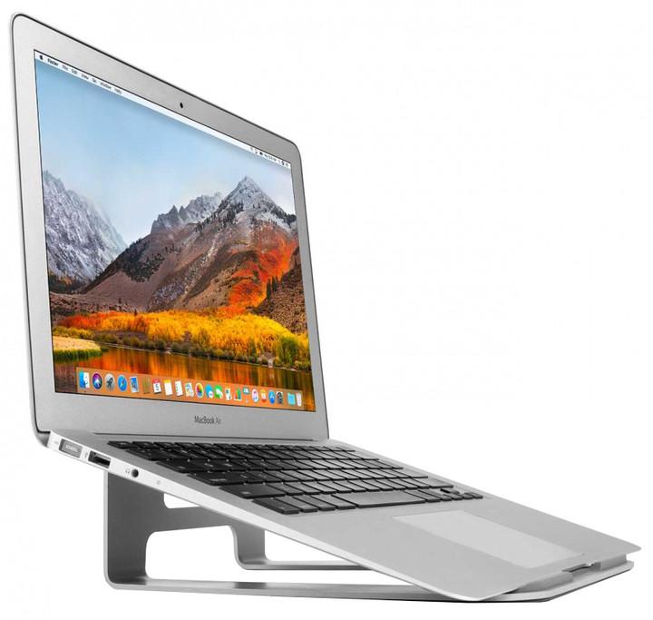 TwelveSouth ParcSlope stojan pro MacBook Pro, MacBook Air a iPad Pro - silver