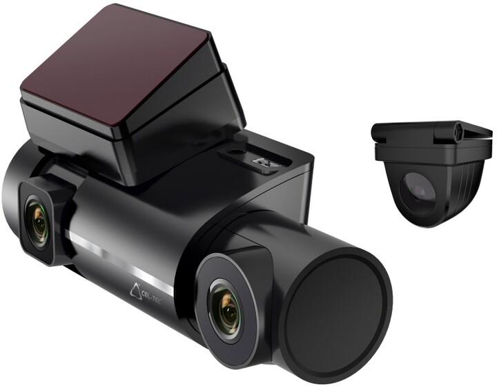 Cel-Tec K5 Triple, kamera do auta