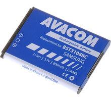 Avacom baterie do mobilu Samsung X200/E250, 800mAh, Li-Ion - GSSA-E900-S800A