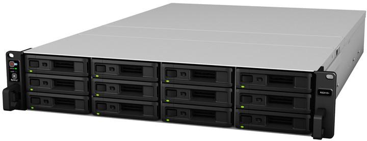 Synology RS2418RP+ RackStation + rozšířená záruka 5 let