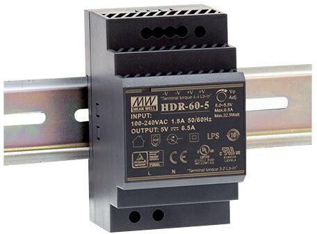 D-LINK DIS-H60-24 - 60W, 24VDC, 85-264VAC
