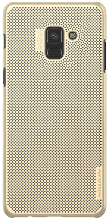 Nillkin Air Case Super Slim pro Samsung A730 Galaxy A8 Plus 2018, Gold
