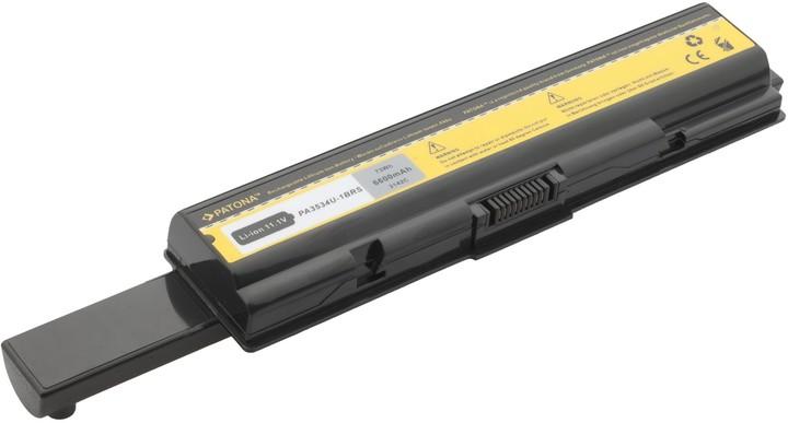 Patona baterie pro TOSHIBA SATELLITE A200 6600mAh Li-Ion 10,8V