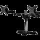 """Arctic stolní držák Z2 Pro pro LCD do 27"""", USB 3.0 HUB, černá  + Voucher až na 3 měsíce HBO GO jako dárek (max 1 ks na objednávku)"""