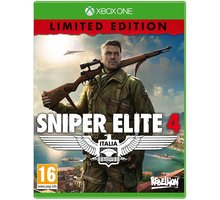 Sniper Elite 4 - Limited Edition (Xbox ONE) - 5060236967169
