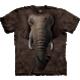 The Mountain Elephant Face, černá (US M / EU L)