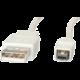 PremiumCord USB, A-B mini, 4piny - 2m (Hirose)