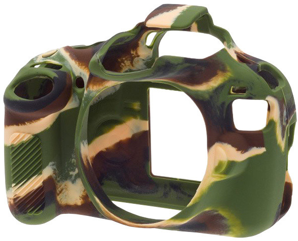 Easy Cover silikonový obal Reflex Silic pro Canon 1200D Camouflage