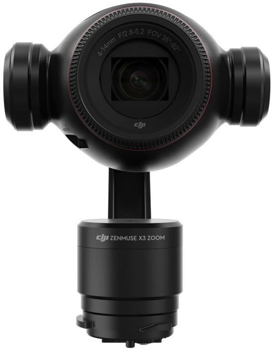 DJI OSMO - kamera Zenmuse X3 ZOOM