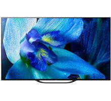 Sony KD-55AG8 - 139cm  + REPRO SONY MHC-V02 v hodnotě 6 490 Kč + DIGI TV s více než 100 programy na 1 měsíc zdarma