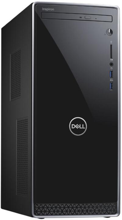 Dell Inspiron 3671 MT, černá