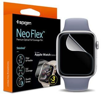 Spigen ochranná fólie Neo Flex pro Apple Watch 4/5, 40 mm
