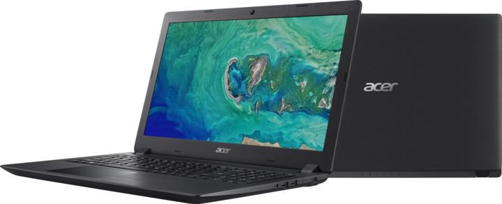 Acer Aspire 3 (A315-32-P85R), černá