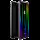 Luphie Aurora Magnet Hard Case Glass pro iPhone 7/8 Plus, černo/fialová