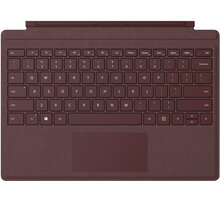 Microsoft Surface Pro Signature Type Cover, ENG, burgundy - FFP-00047