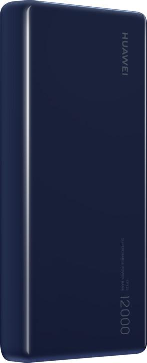 Huawei Original SuperCharge PowerBank CP12S 12000mAh (EU Blister), modrá