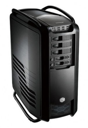 CoolerMaster Cosmos II, černý
