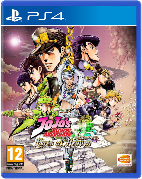 JoJo's Bizzare Adventure: Eyes of Heaven (PS4)