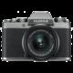Fujifilm X-T100 + XC15-45mm F3.5-5.6 OIS PZ, stříbrná  + Bezdrátový reproduktor Bose SoundLink Color II, modrá (v ceně 3590 Kč)