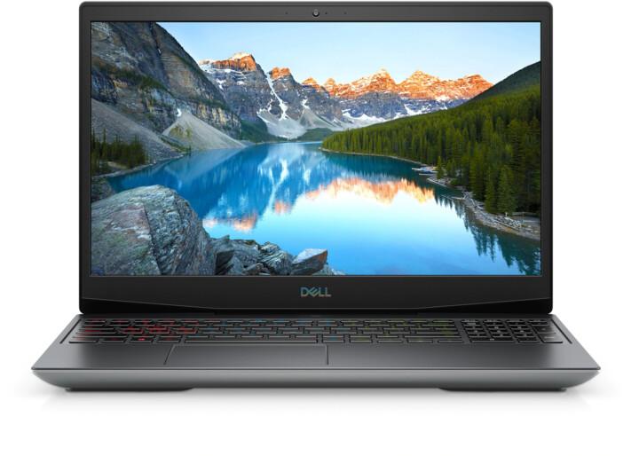 Dell G5 15 Gaming AMD (5500), stříbrná
