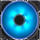 Fractal Design Prisma SL-12 120mm, modrá
