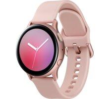 Samsung Galaxy Watch Active 2 40mm, růžovozlatá Samsung cashback až 2500kč + Kuki TV na 2 měsíce zdarma