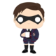 Figurka Funko POP! Umbrella Academy - Number Five Chase