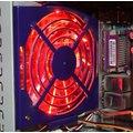 Enermax T.B.Apollish UCTA12N-R, 120mm LED, červená