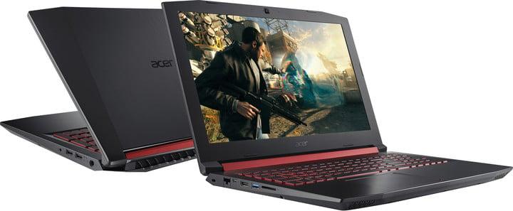 Acer Nitro 5 (AN515-51-53YW), černá