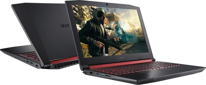 Acer Nitro 5 (AN515-52-73U4), černá