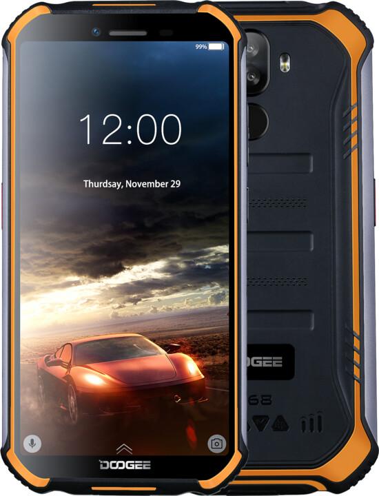 DOOGEE S40, 3GB/32GB, Orange