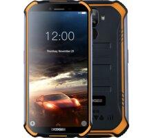 DOOGEE S40, 3GB/32GB, Orange Antivir Bitdefender Mobile Security for Android 2020, 1 zařízení, 12 měsíců v hodnotě 299 Kč