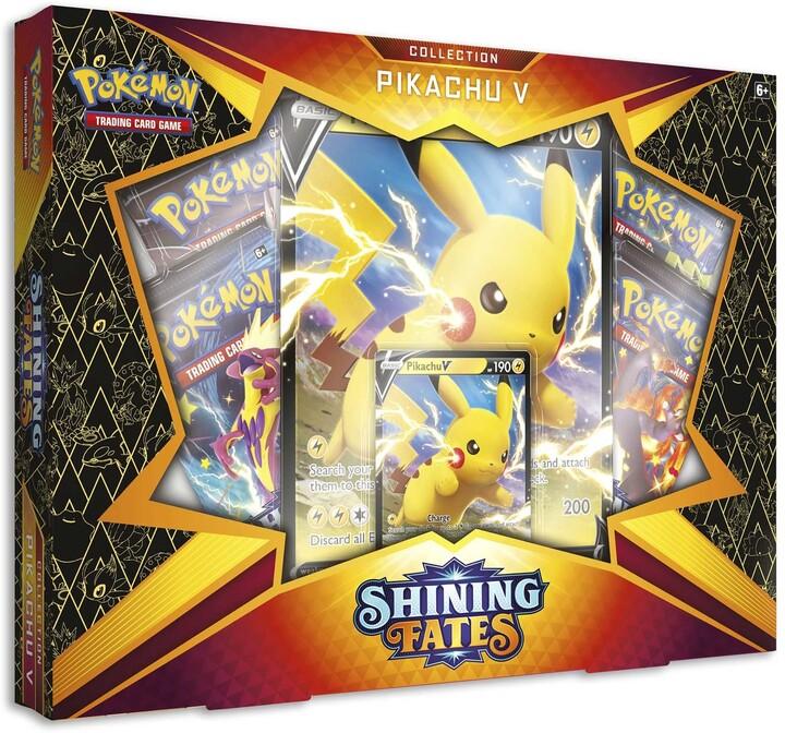 Pokémon TCG: Shining Fates Collection - Pikachu V