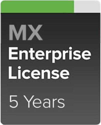 Cisco Meraki MX100-ENT Enterprise a Podpora, 5 let