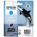Epson T7602, (25,9ml), cyan