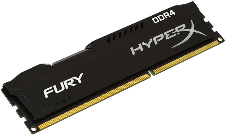HyperX Fury Black 16GB DDR4 2933