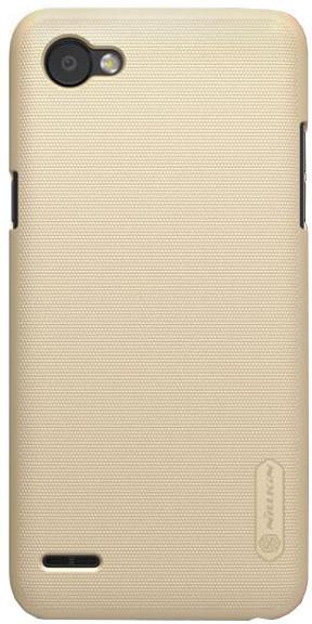 Nillkin Super Frosted zadní kryt pro LG Q6, Gold