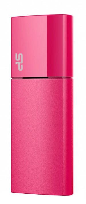 Silicon Power ULTIMA U05 8GB, růžová