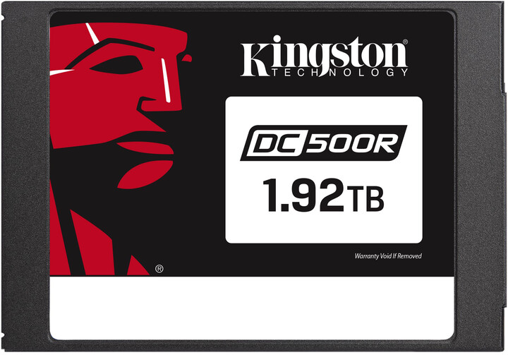 "Kingston Flash Enterprise DC500R, 2.5"" - 1,92TB (Read-Centric)"