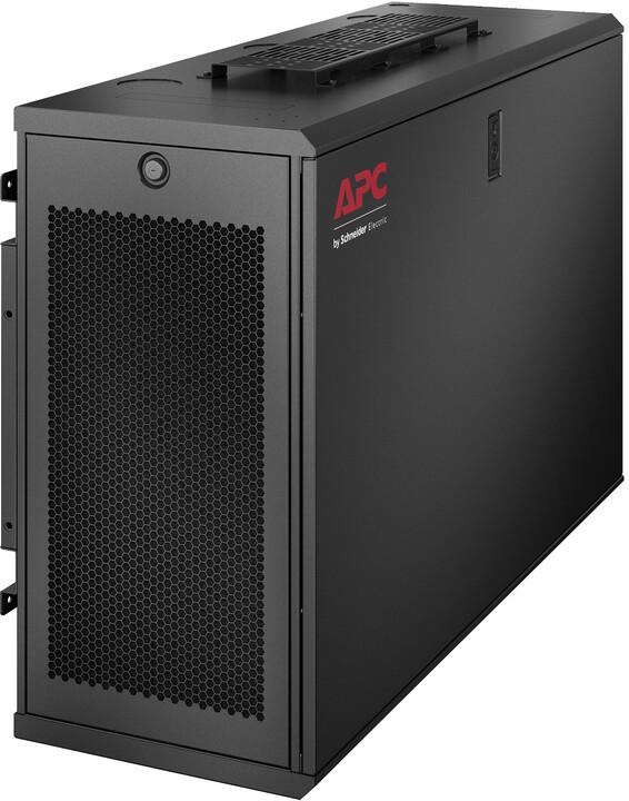 APC NetShelter WX - nástěnný, 6U