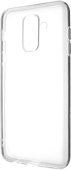 FIXED TPU gelové pouzdro pro Samsung Galaxy A6+, čiré