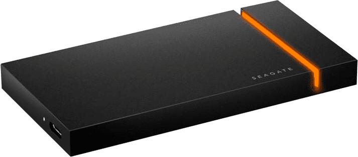 Seagate FireCuda Gaming, SSD - 1TB, černá