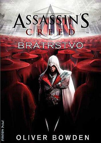 Kniha Assassin's Creed 2: Bratrstvo