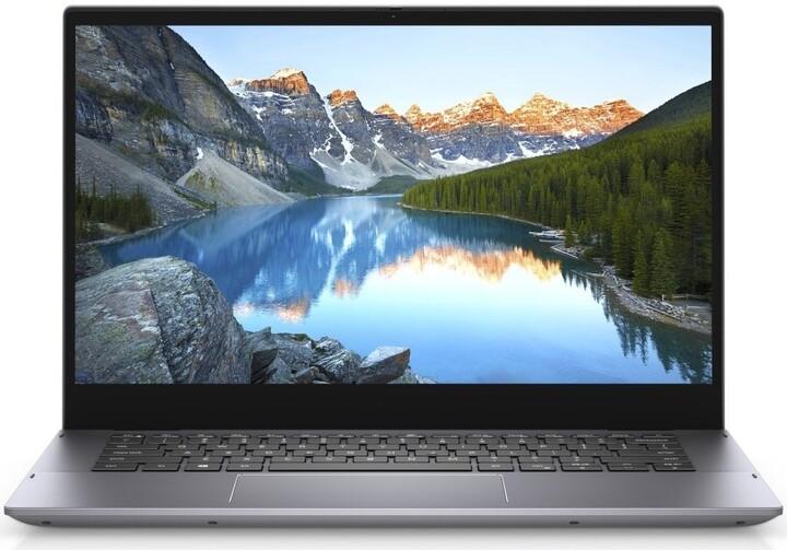 Dell Inspiron 14z (5406) Touch, šedá
