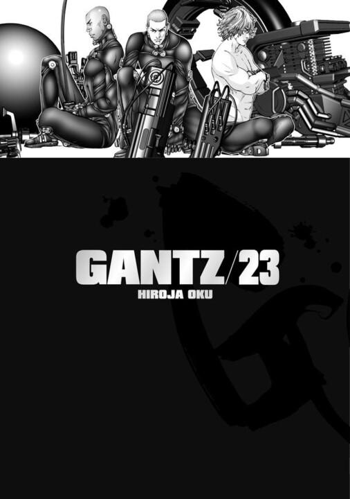 Komiks Gantz, 23.díl, manga
